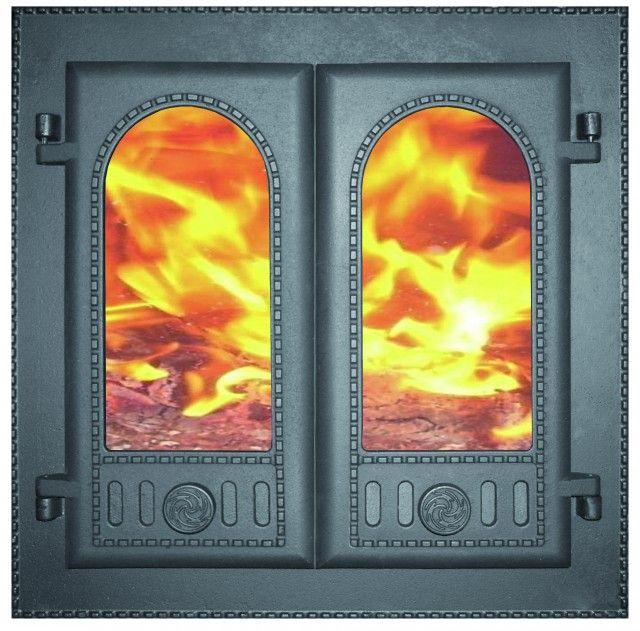 Печные дверцы ZD110