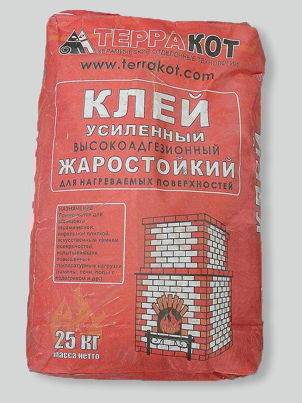 глина каолиновая печная терракот инструкция - фото 11
